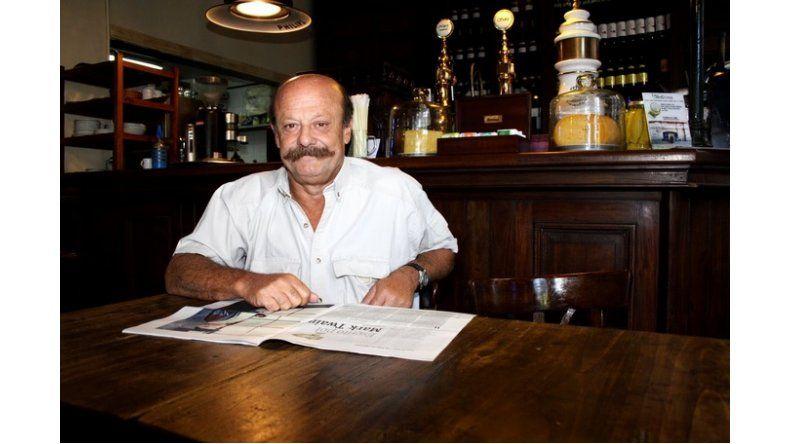 Falleció el profesor de periodismo Martín Malharro
