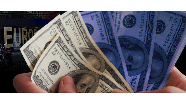 El dólar abrió a $13,60 en la City porteña