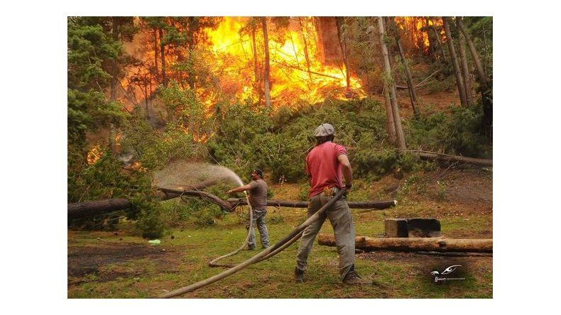 Se decretó la Emergencia Ígnea para disponer de fondos ante cualquier incendio