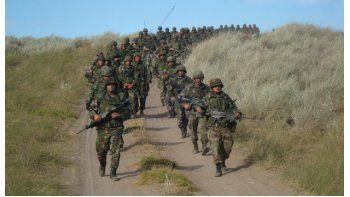 Están abiertas las inscripciones para ingresar al Ejército Argentino