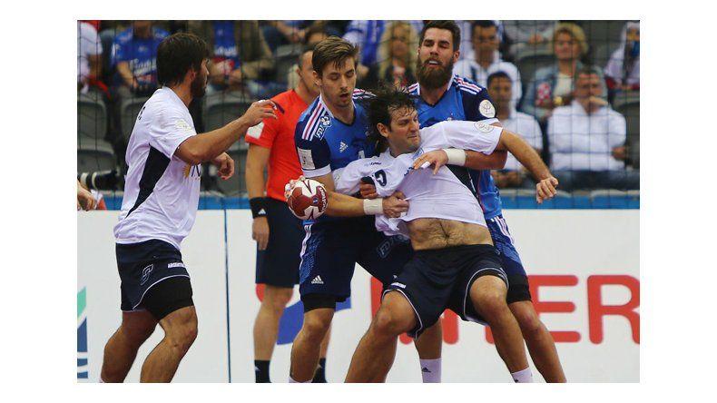 Los Gladiadores no pudieron con  Francia y finalizaron 12° en Qatar