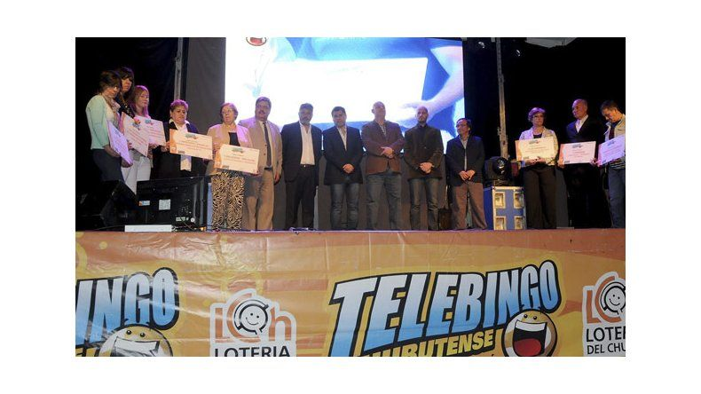 El Telebingo Súper Extraordinario se hará en Comodoro