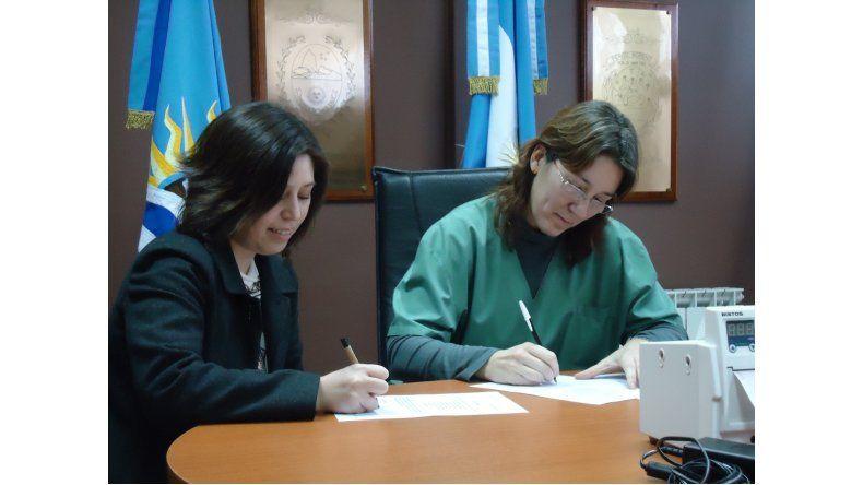 Goldcorp Cerro Negro estrecha relaciones con la comunidad de Perito Moreno