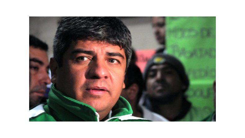 Pablo Moyano anticipó una reacción de los trabajadores