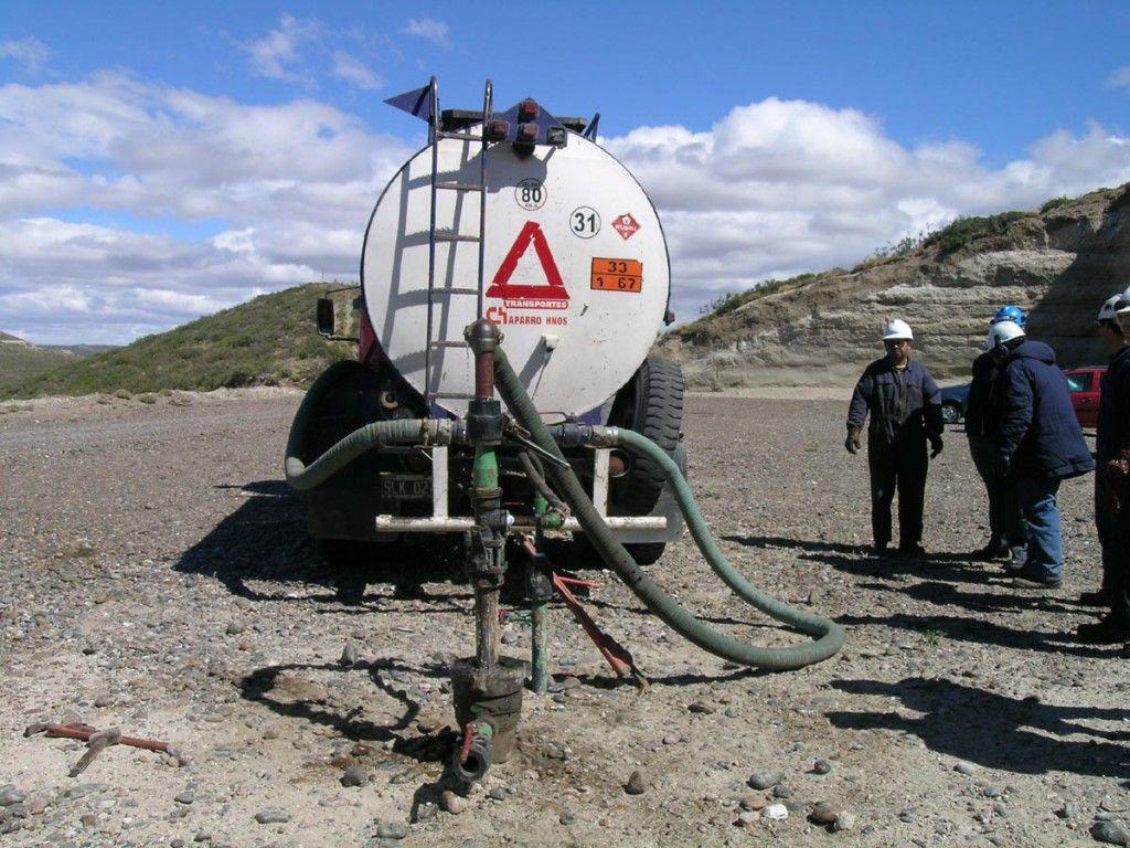 Las petroleras pagan 1 80 por metro c bico de agua for Cuantas tilapias por metro cubico