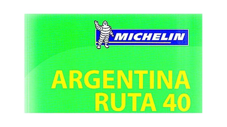 Michelin presentó la Guía Ruta 40: para leer… ¡y manejar!