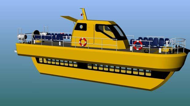 """El """"Yellow Submarine"""", un proyecto que cambiará la forma de ver las ballenas"""