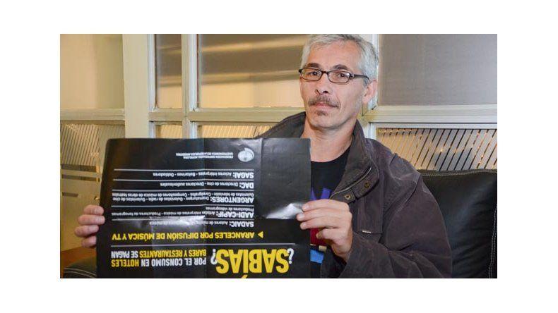 Sindicato de Músicos repudia una campaña de la federación hotelera