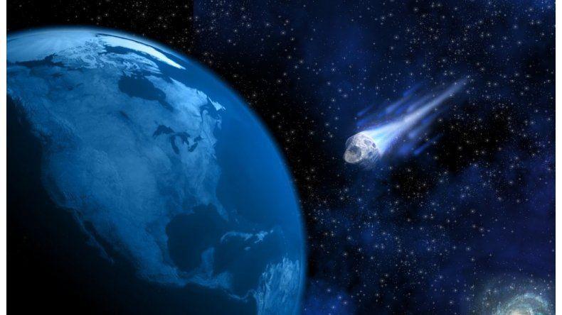 Asteroide gigante pasó a poca distancia de la Tierra