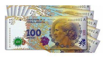 vuelven las personalidades a los billetes: aseguran que habra paridad de genero