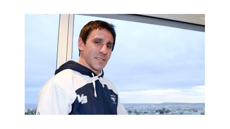 Jorge Izquierdo es el nuevo técnico de CAI