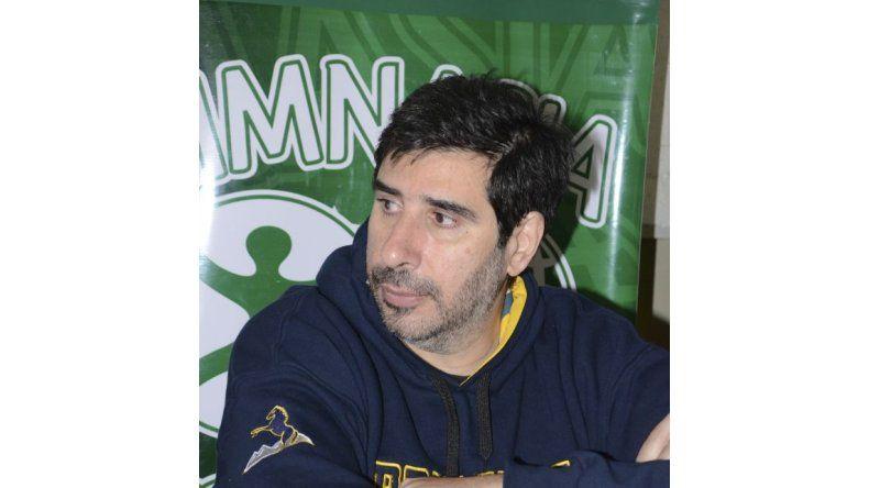 Gonzalo García es el nuevo entrenador de Gimnasia Indalo