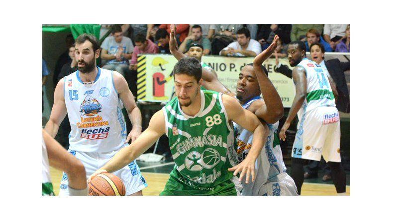 Pablo Orlietti también seguirá jugando en Gimnasia Indalo