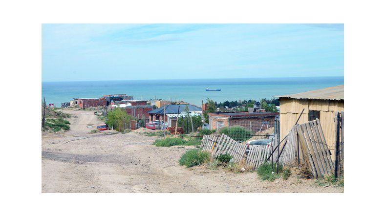 El municipio levantó un asentamiento ilegal en Sismográfica