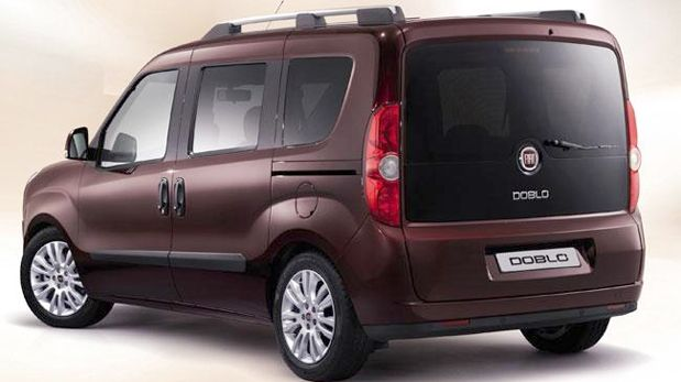 test fiat doblo 1 4 active. Black Bedroom Furniture Sets. Home Design Ideas