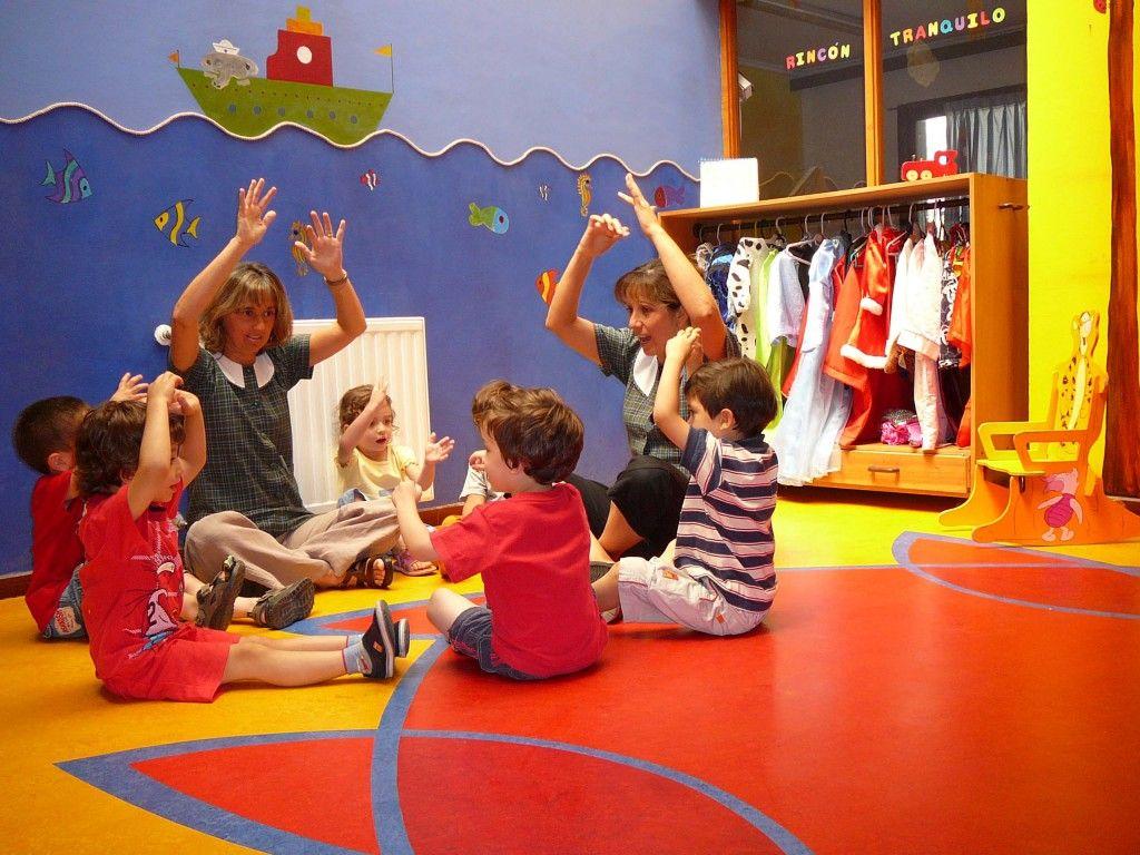 Impulsan la instalaci n de c maras web en jardines infantiles Decoracion de espacios de preescolar