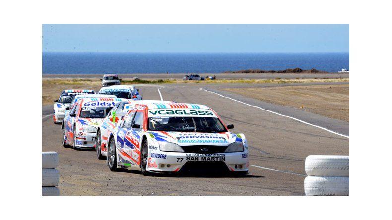 Pablo Pires le regaló un podio a Comodoro en el TR Junior