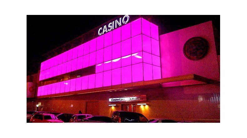 Casino Club se viste de rosa contra el cáncer de Mama