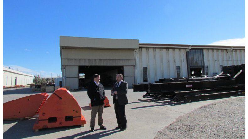 Van a crear parques industriales en Esquel y Sarmiento
