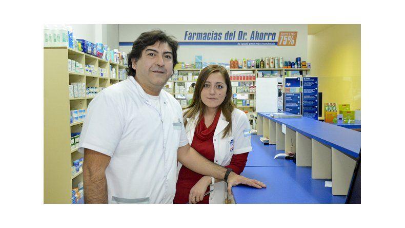 Farmacia Doctor Ahorro abrió su primera sucursal en Comodoro