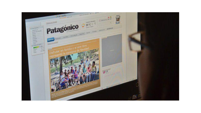 Diario Patagónico cumple 45 años reflejando la actualidad