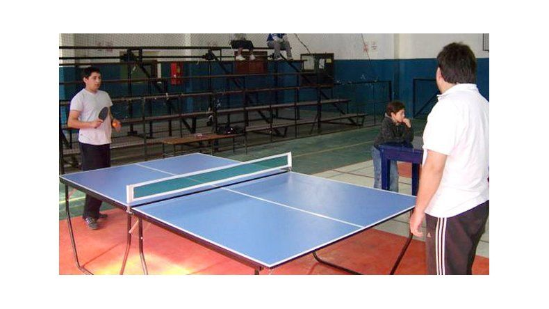 Se viene el torneo de tenis de mesa para principiantes - Torneo tenis de mesa ...