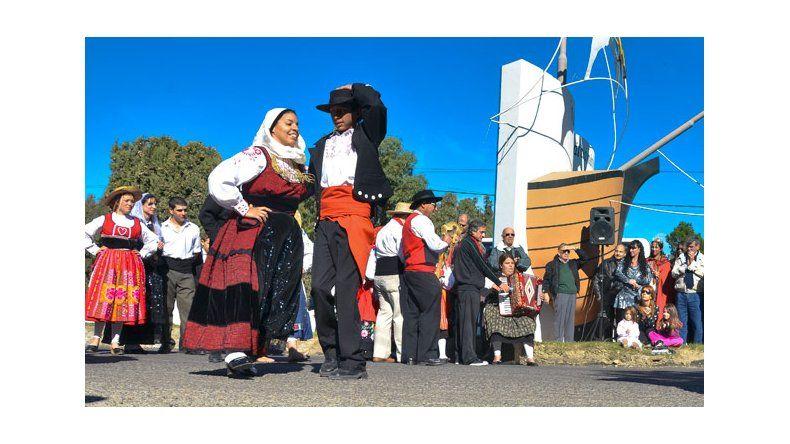 Comodoro reunió durante dos días  a portugueses de toda la Argentina
