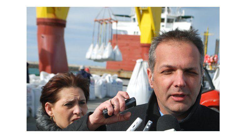 Buzzi confía en que se mantendrán los cupos de exportación petrolera