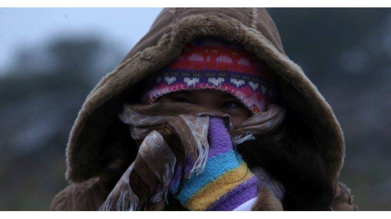 Comodoro tuvo la temperatura más baja del país