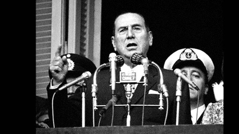 Aniversario del día en que el pueblo liberó a Juan Perón