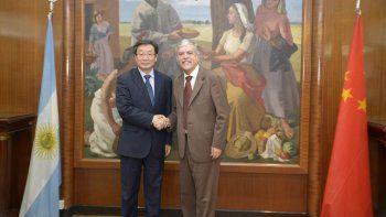 De Vido informó sobre la financiación de bancos chinos en Argentina.