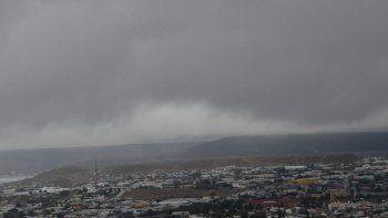 la primavera comienza con cielo nublado y probables lluvias