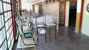 ATECh parará hoy y mañana: el ministro Menchi confirmó que descontará los días