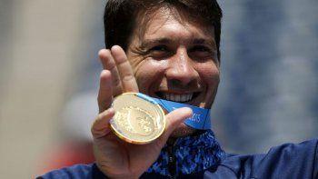 Facundo Bagnis suma otro oro a la Argentina