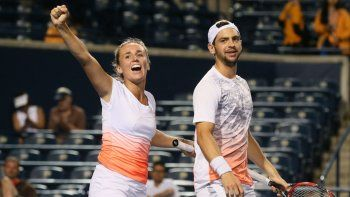 El tenis mixto da otro oro a la Argentina