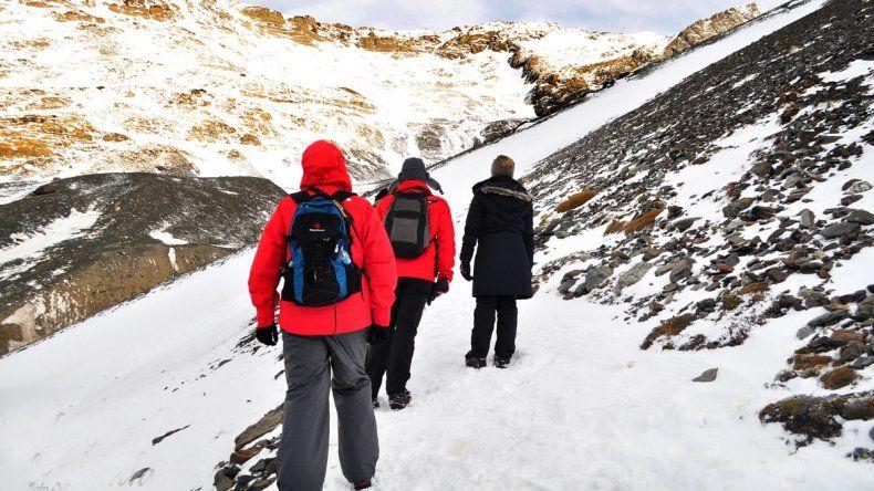 Centro de Montaña Glaciar Martial