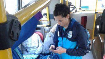 La basquetbolista que es furor en las redes sociales