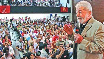 Lula respondió duramente a las acusaciones de corrupción.