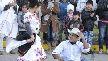 La colectividad peruana se prepara para celebrar un nuevo aniversario.