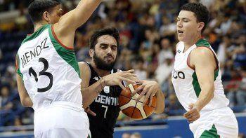 Quinto puesto para Argentina en básquet