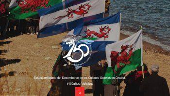 Chubut se prepara para el sesquicentenario del desembarco de los Galeses