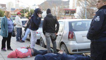 Detenciones realizadas en el exterior de la terminal de ómnibus en el mes julio en Comodoro Rivadavia.