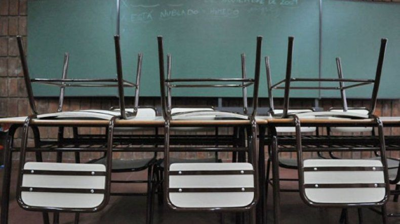 Pedimos a la ATECh un acto de reflexión y que los chicos mañana vayan a la escuela