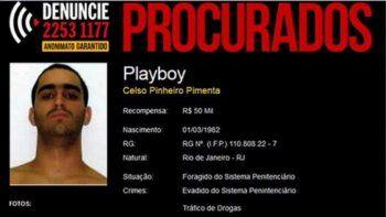 Mataron al narcotraficante más buscado de Río de Janeiro