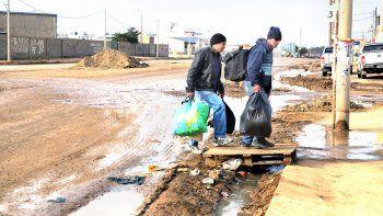 La vecinal del Amaya reclama obras en el sector