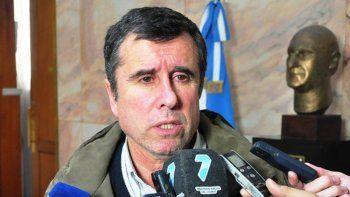 Ricardo Fueyo, presidente de Chubut Deportes, destacó el compromiso que los Juegos Evita generan en los chicos.