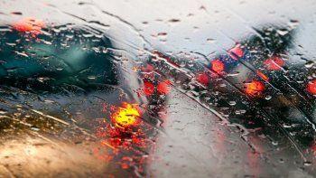 Éstas son las rutas afectadas por el temporal de lluvia