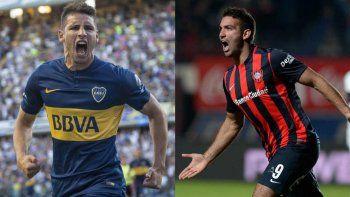Boca y San Lorenzo chocan en un clásico clave