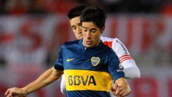 Pablo Pérez no estará en el Superclásico