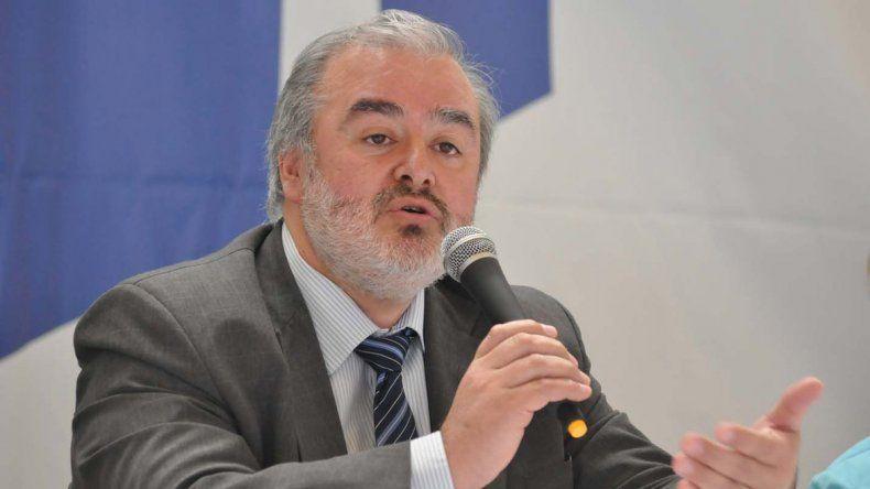Rubén Zárate subrayó la gran demanda que generó el concurso de ascenso docente.